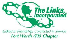 The Links, Incorporated - Fort Worth (TX) Chapter logo
