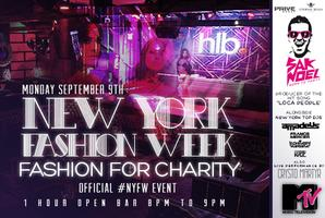 Fashion For Charity w. Sak Noel – Sponsored by MTV