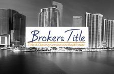 Brokers Title Group & Gonzalez & Partners CPA's logo