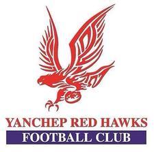 Yanchep Red Hawks Football Club logo
