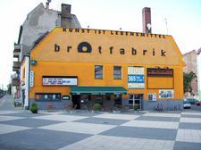 BrotfabrikBühne logo
