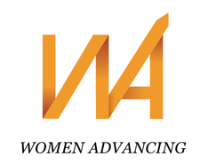Women Advancing logo