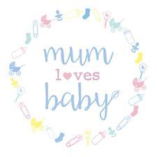 mumlovesbaby  logo