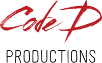 CODE-D Productions logo