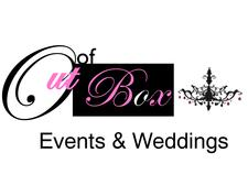 Out of Box Events and Weddings/ Out of Box Marketing Solutions LLC  logo