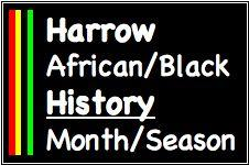 Harrow African/Black History Month/Season 2014/15...