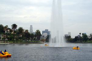 Making LA > Lake and Lotuses: An Echo Park Lake...