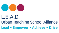 L.E.A.D. Teaching School logo