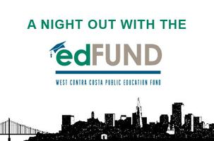 A Night Out with the Ed Fund | Fundraiser 2013