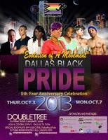 """""""The Movement"""" Dallas Black Pride 2013 Vendor"""