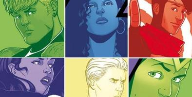 The Wicked and the Divine with Kieron Gillen and Jamie ...