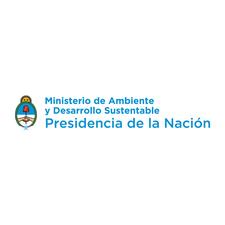 Ministerio de Ambiente y Desarrollo Sustentable  de la Nación logo