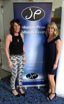 Johnston Press Midlands Events logo