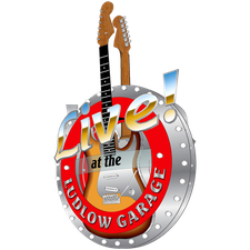 Live at the Ludlow Garage logo