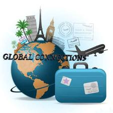 Global Connections Travel Agency logo