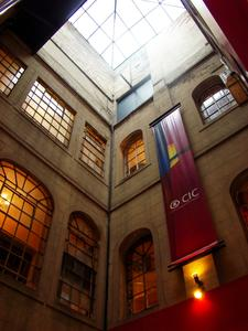 CIC - Centro de Investigación Cinematográfica logo