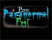 Perth Paranormal Festival logo