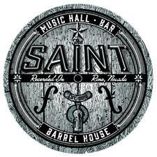The Saint logo