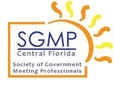 Society of Government Meeting Professionals Central Florida Chapter logo