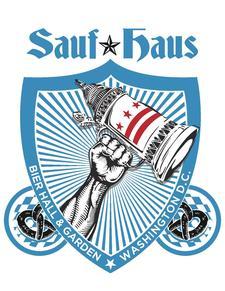 Sauf Haus Bier Hall & Garten logo