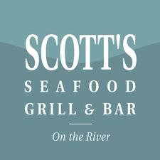 Scott's Seafood on the River  logo