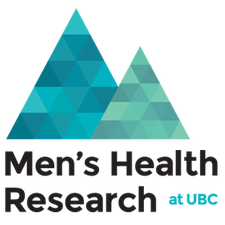 Men's Health Research at UBC logo