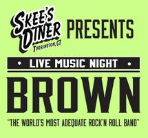 """LIVE Music Night featuring local band """"BROWN"""" Benefit..."""