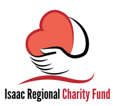 Isaac Regional Charity Fund logo