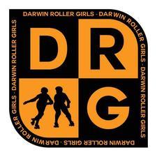 Darwin Roller Girls logo