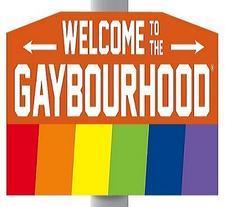 Gaybourhood logo