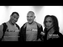 MMA Seminar with UFC's Martin Kampmann & K1's Ray Sefo