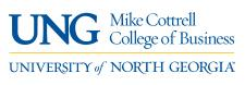 Mike Cottrell College of Business logo