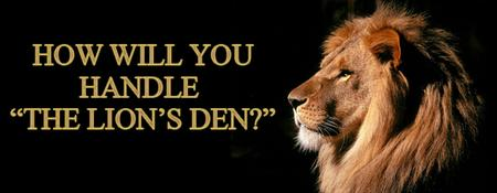 The Lion's Den for Entrepreneurs