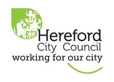 Hereford City (Parish) Council logo