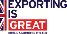 Department for International Trade Masterclasses  logo