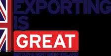 Department for International Trade Masterclasses  logo