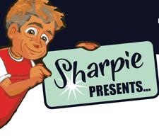 Sharpie's presents logo