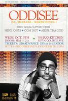 Oddisee at The Jazz Kitchen