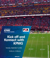 Kick off and Konnect with KPMG WORKSHOP