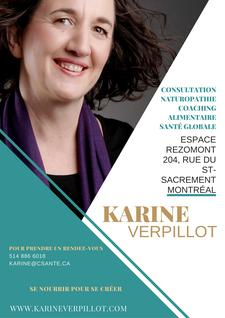 Karine Verpillot logo