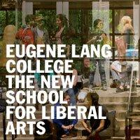 Eugene Lang College The New School for Liberal Arts logo