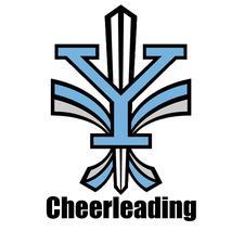 Yorktown High School Cheerleaders logo