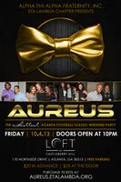 Aureus - Atlanta Football Classic Weekend Party