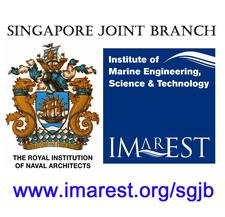 Singapore Joint Branch of RINA & IMarEST logo