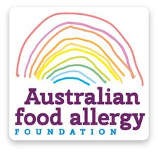 Australian Food Allergy Foundation and Rotary Club of Brighton logo