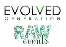 Evolved Generation & Raw Events Australia logo