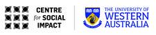 Centre for Social Impact UWA logo