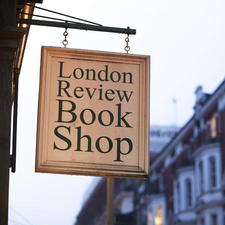 London Review Bookshop logo