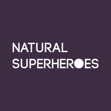 Natural Superheroes - Anne Thomas logo