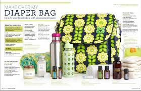 Essential Oils 101 & Diaper Bag Makeover WORKSHOP!
